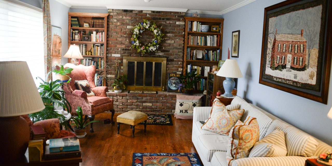 Detail oriented: Passions on display at John and Marcia Walker's home