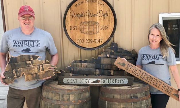 Life after bourbon: Wright's repurposing used barrels