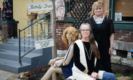 Tammi Tracy loves living, working in downtown Frankfort