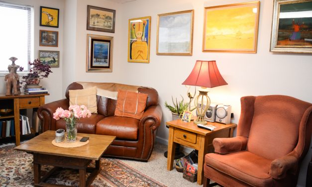 Deciding to downsize: Two local couples make the right choice for them