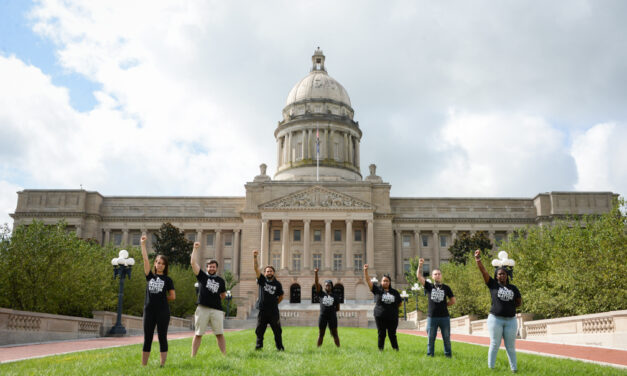 Igniting the fight: Torch being passed to Frankfort's young black lives matter activists