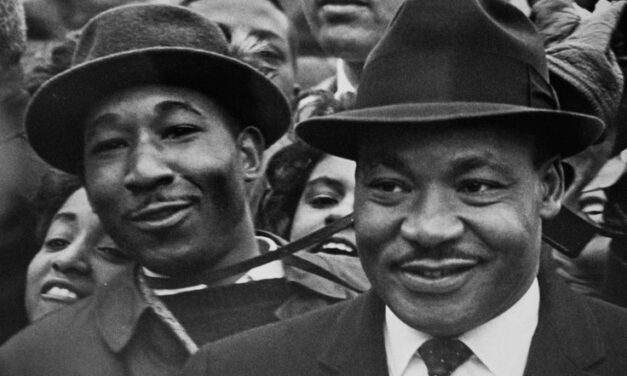 'It's coming': Rev. Newby reflects on life during the Civil Rights Movement
