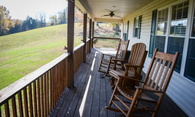 'Outskirts of Heaven': Varbles living life in God's Country — Bald Knob