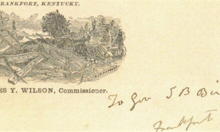 Letters to Gov. Simon B. Buckner