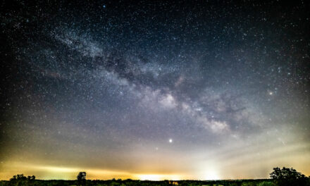 Capture the night: Local photographer turns his lens toward the evening sky