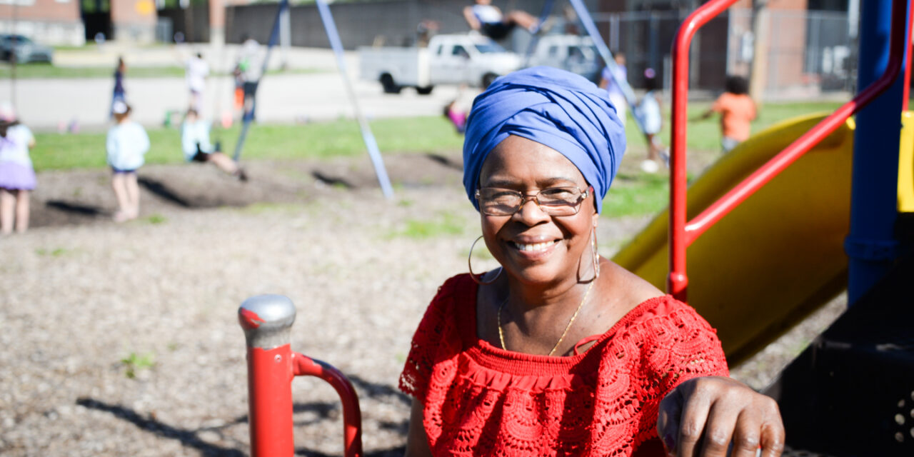 'Children are my life': Ramonde Jacques serving Frankfort, Haitian youth