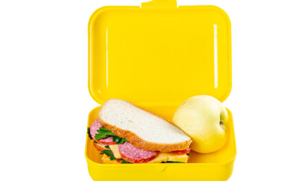 Let's make lunch for your kids!