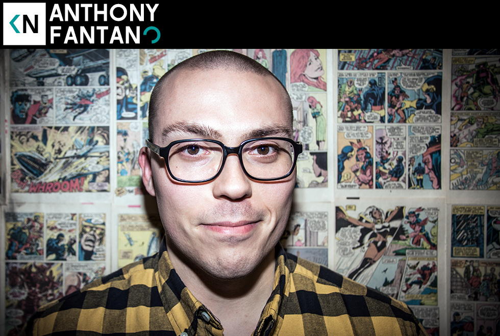 Anthony Fantano on Kinda Neat