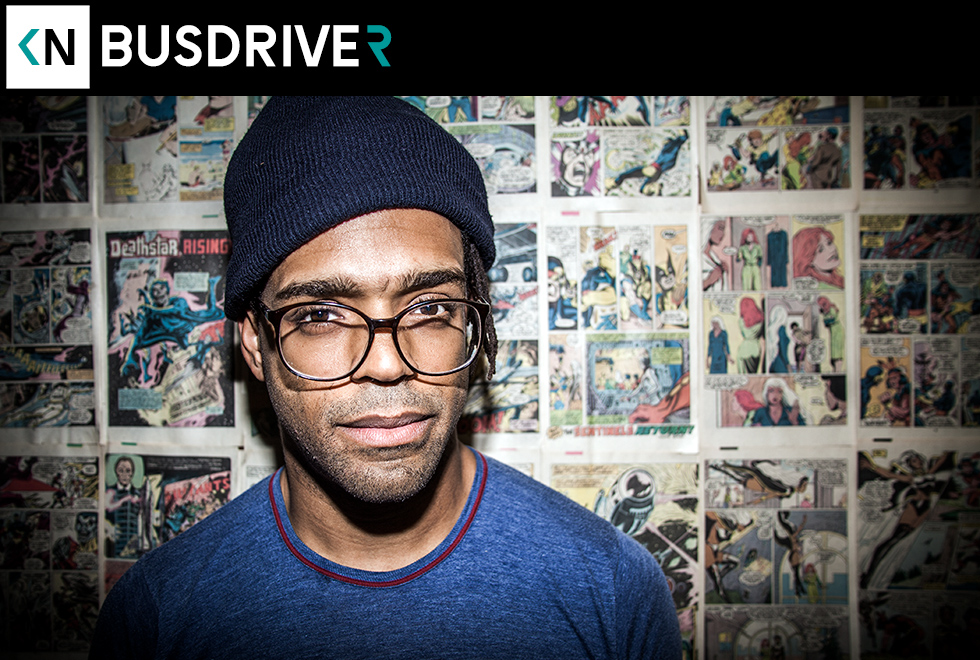 Busdriver on Kinda Neat