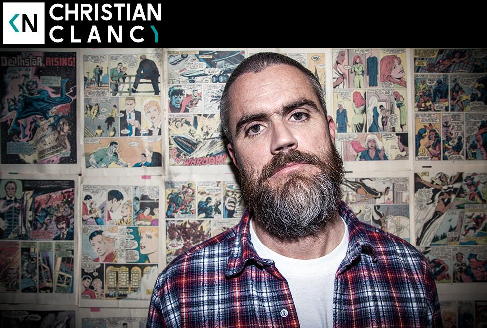 Christian Clancy on Kinda Neat