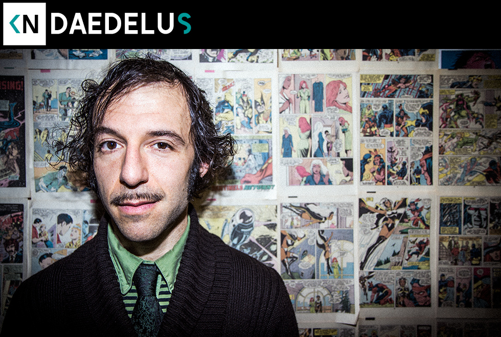 Daedelus on Kinda Neat
