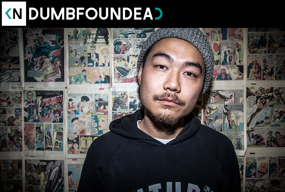 Dumbfoundead on Kinda Neat