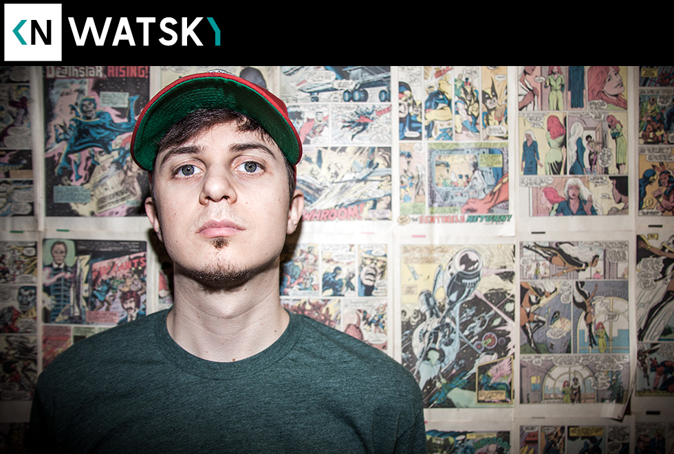 George Watsky on Kinda Neat