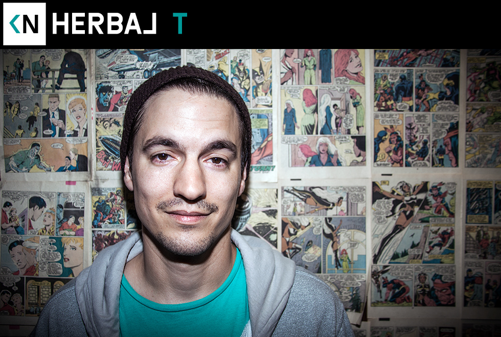 Herbal T on Kinda Neat