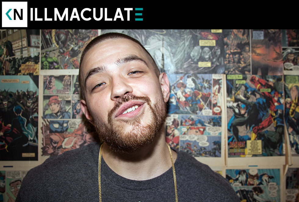 Illmaculate on Kinda Neat