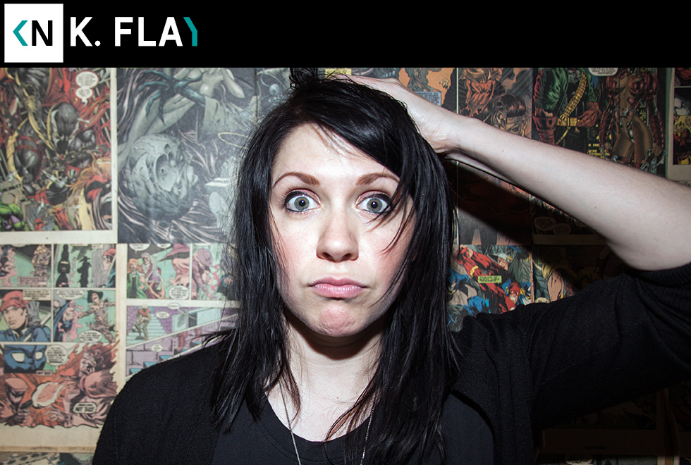 K. Flay on Kinda Neat