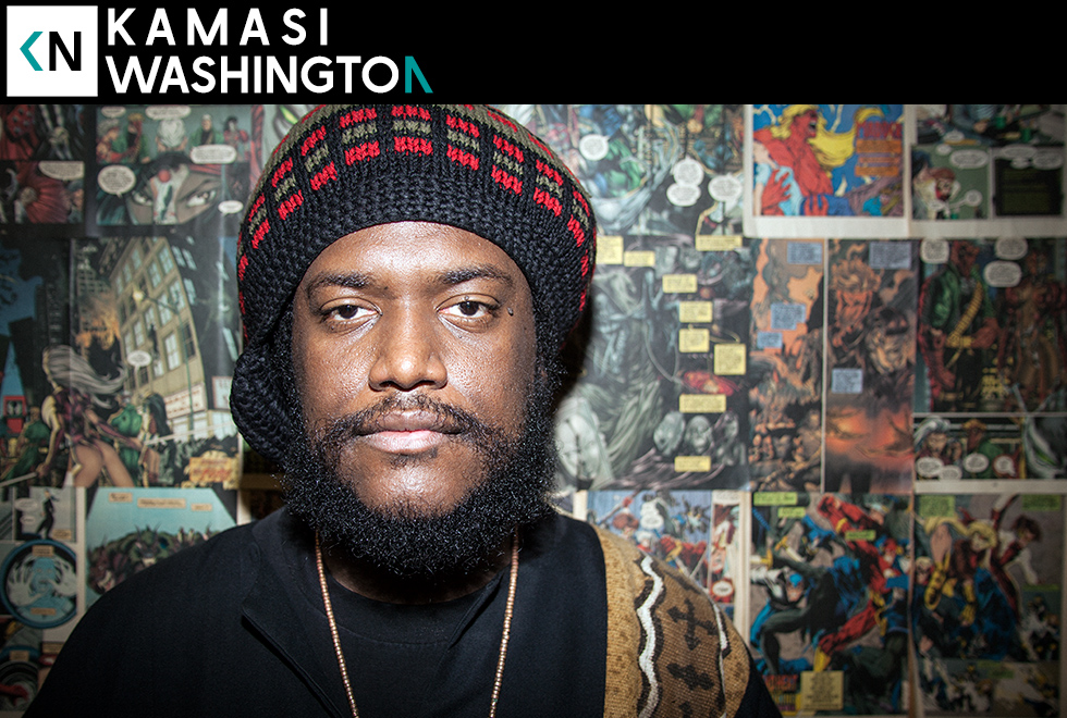 Kamasi Washington on Kinda Neat