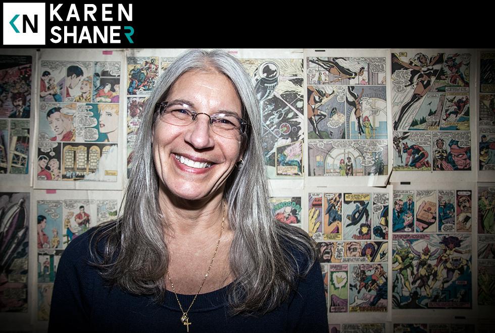 Karen Shaner on Kinda Neat