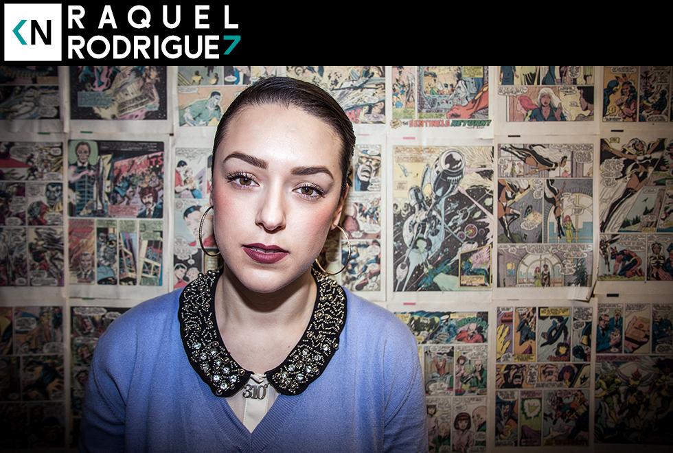 Raquel Rodriguez on Kinda Neat
