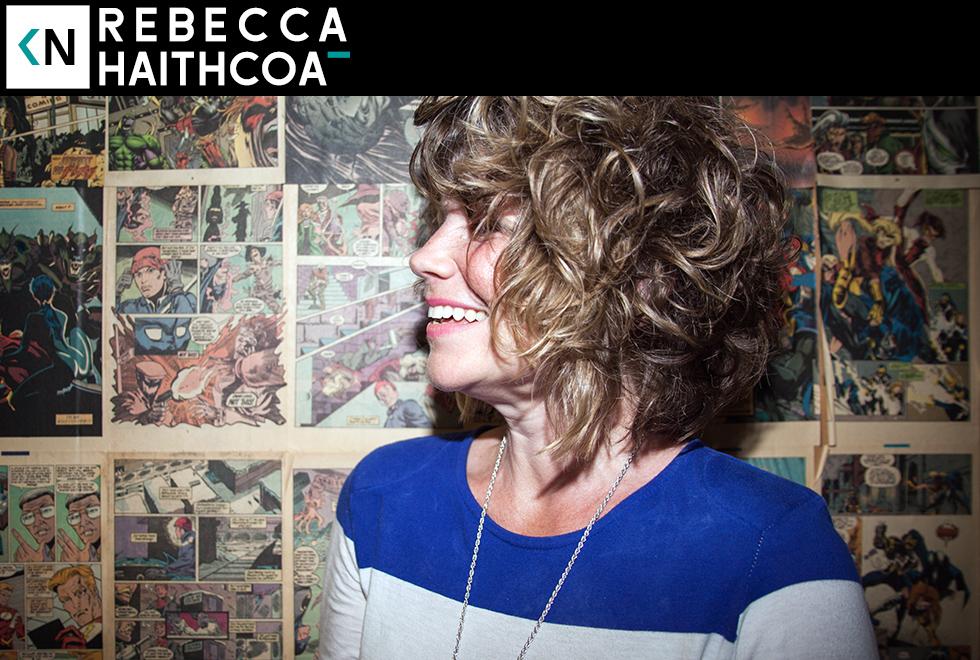 Rebecca Haithcoat on Kinda Neat