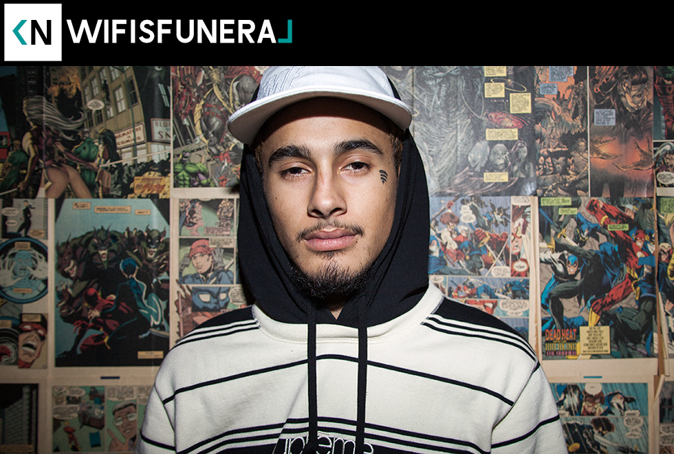 wifisfuneral on Kinda Neat