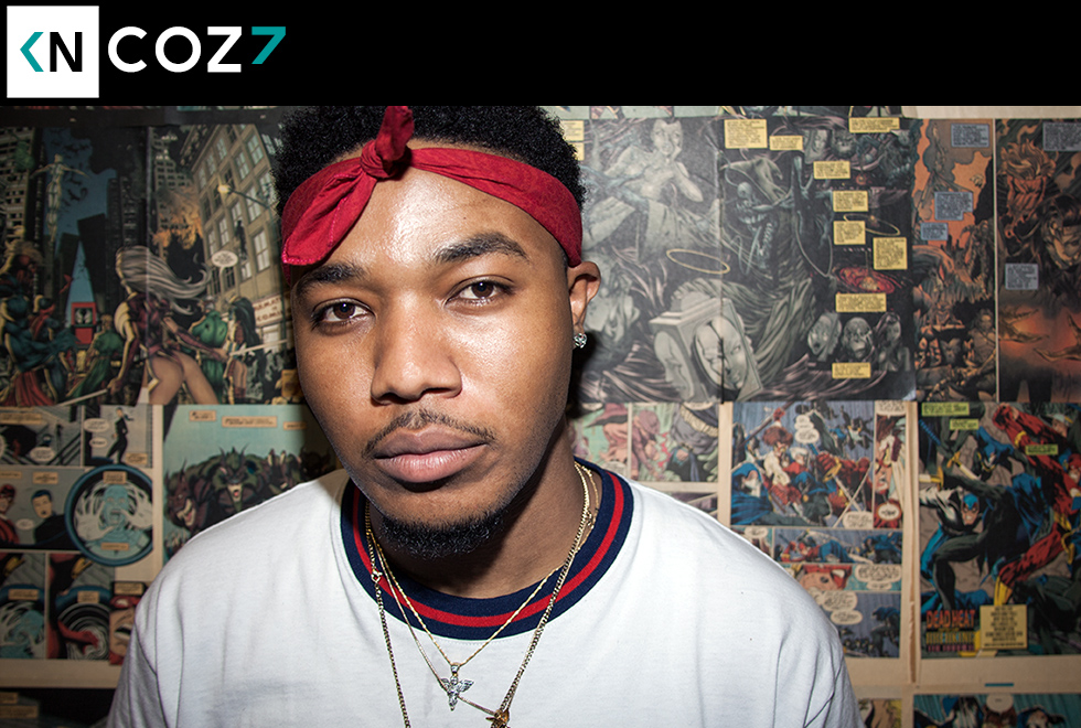Cozz on Kinda Neat