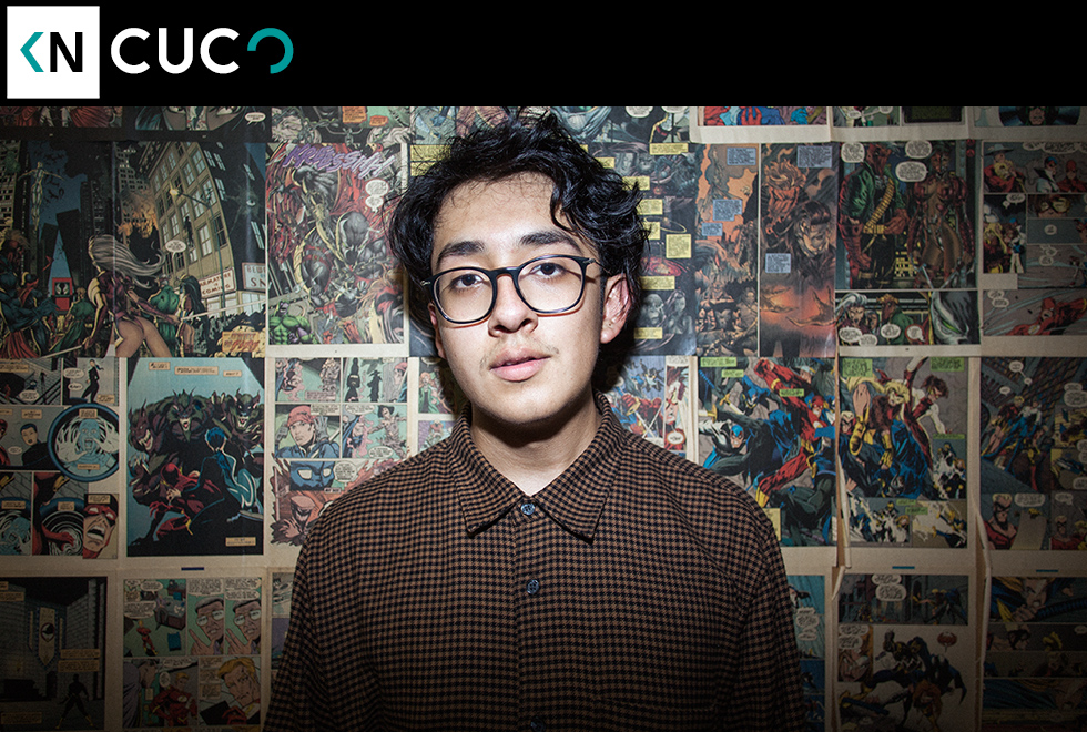Cuco on Kinda Neat