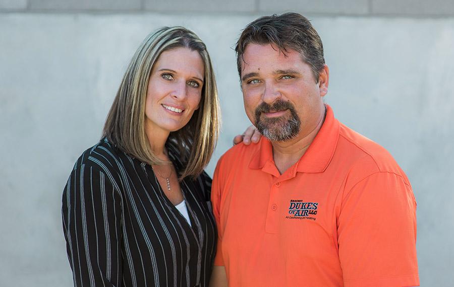 Arizona's Dukes of Air AC-Heating Repair Owners