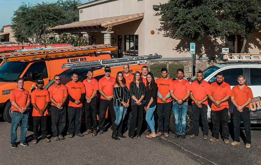 Arizona's Dukes of Air AC-Heating Repair Team