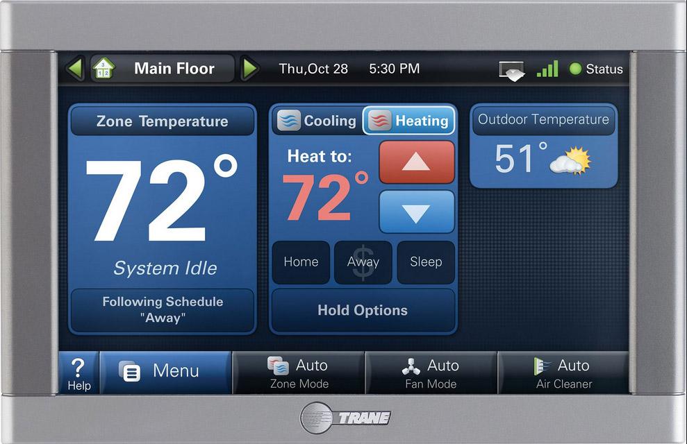 ComfortLink™ II XL950 Wi-Fi Thermostat