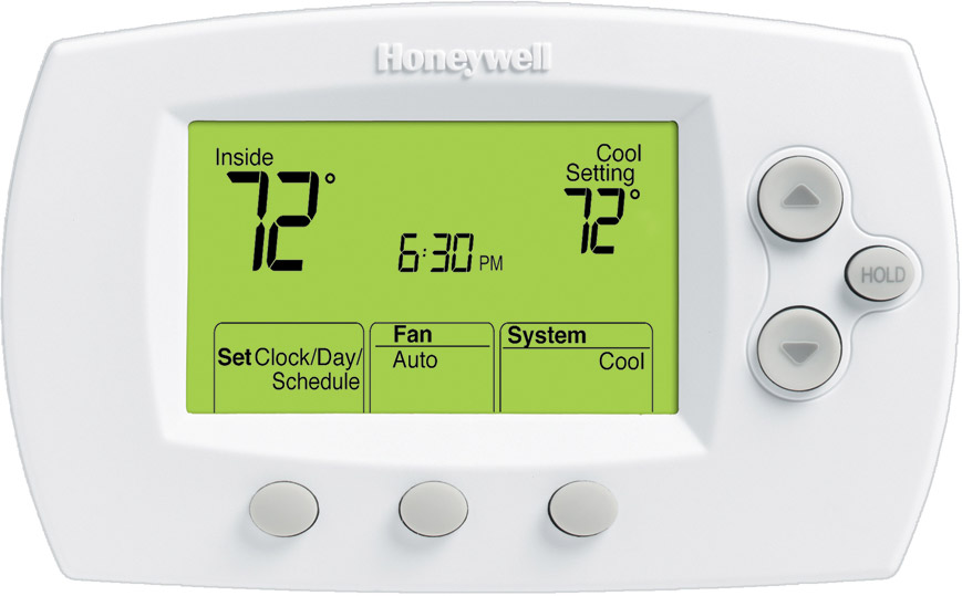FocusPRO® 6000 Programmable Thermostat