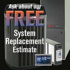 Free AC Replacement Estimate Gilbert AZ