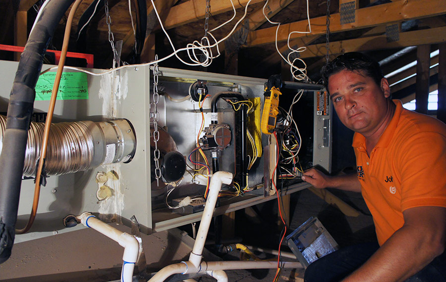 AC/Heating Repair Gilbert AZ
