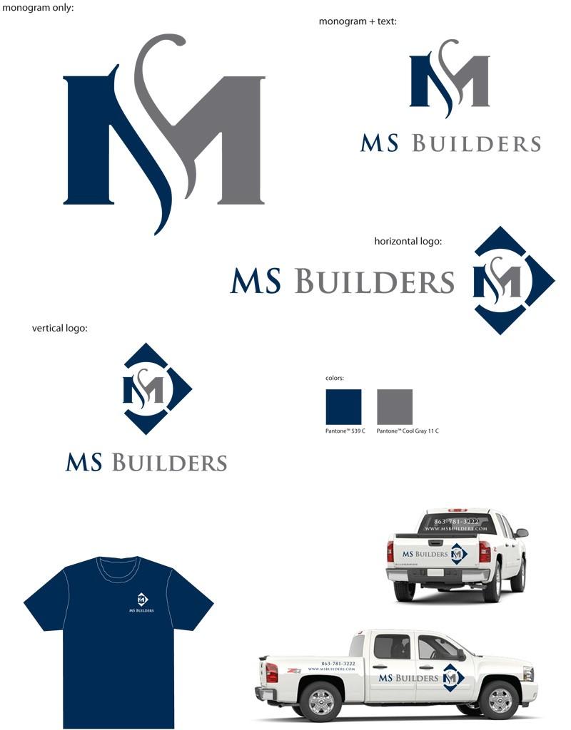 monogram and logo design