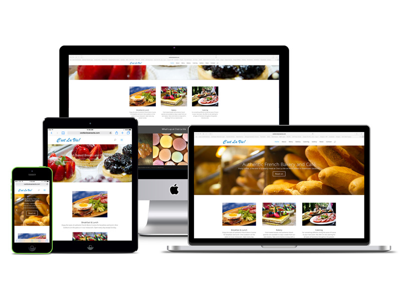 10 Tips for your new business website