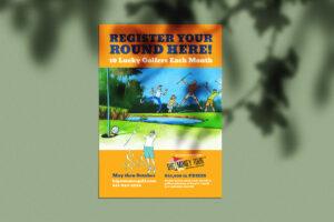 big summer golf card