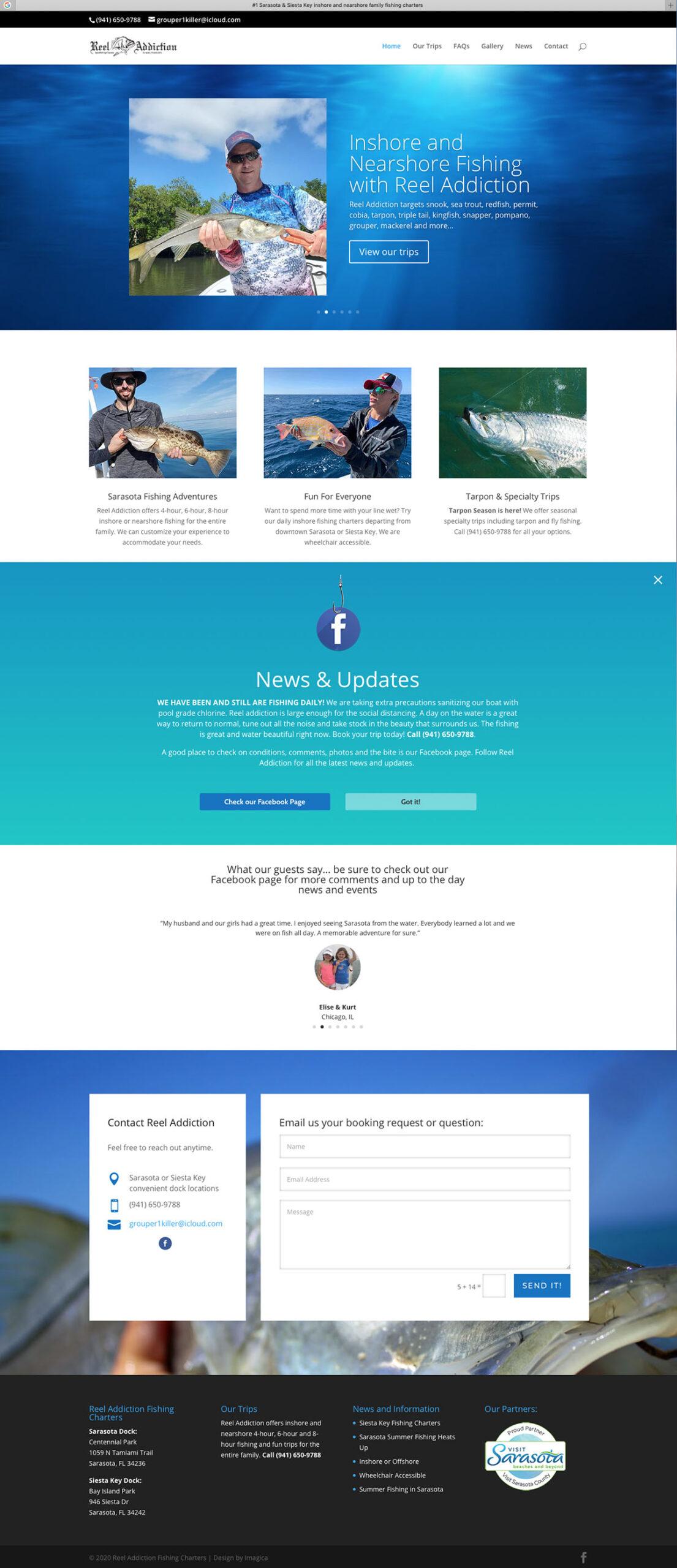 sarasota website design
