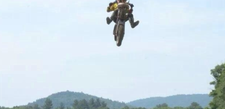 Motocross crash Jday