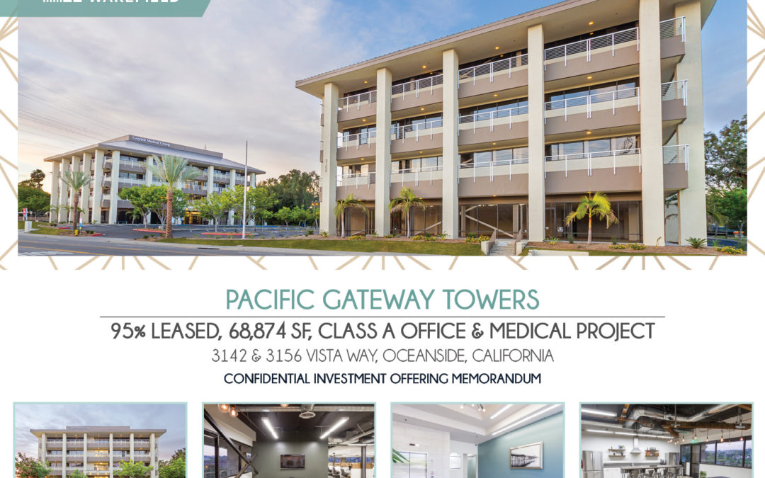 IN ESCROW | Pacific Gateway Towers