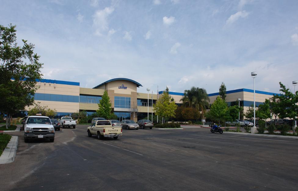 IN ESCROW   Leviton Regional Headquarters