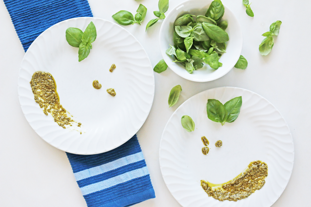 how to make basil pesto recipe inspired by nick