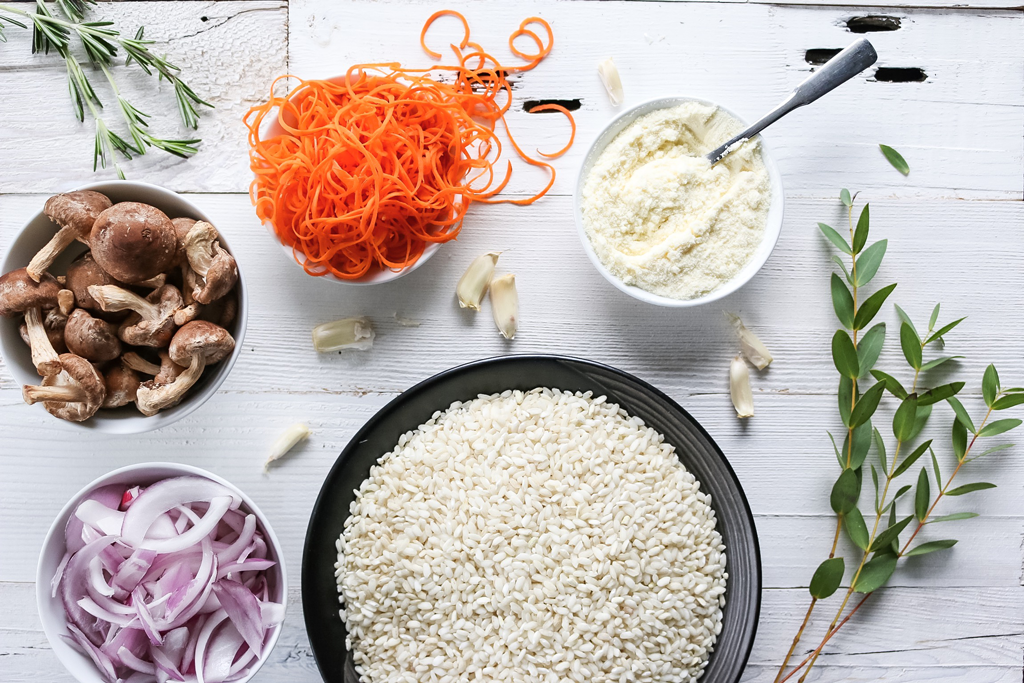 Easy Risotto Recipe for the Family