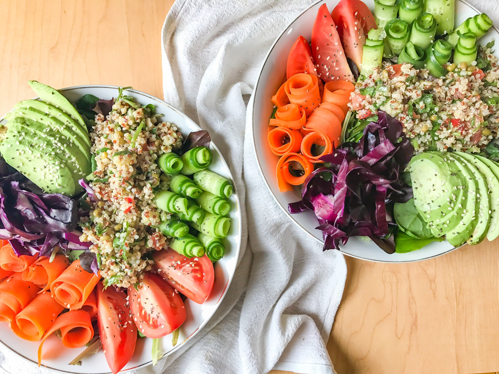 buddha bowl recipes inspired by nick