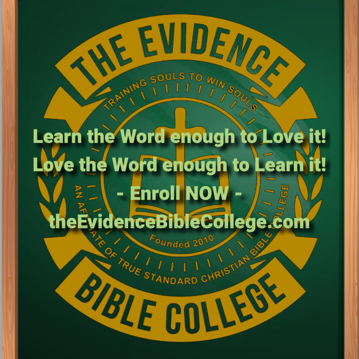 Love the Word Learn the Word