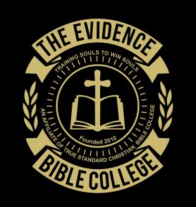The Evidence Bible College