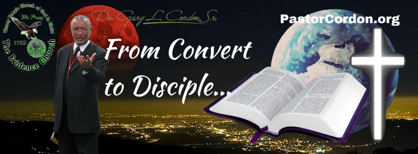 PastorCordon.org