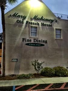 Mary mahoneys