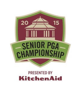 Senior PGA at French Lick logo