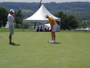 DSC02836 Karrie Webb and coach DS