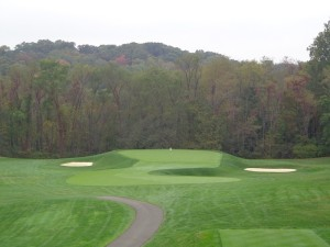 DSC03177 Pittsburgh Field Club par 3 14th DS